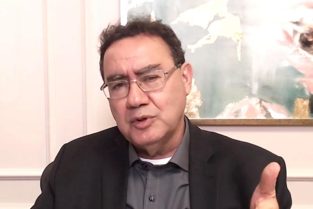 Dr. Augusto Cury aborda 'regras de ouro' para vivenciarmos uma cultura de paz